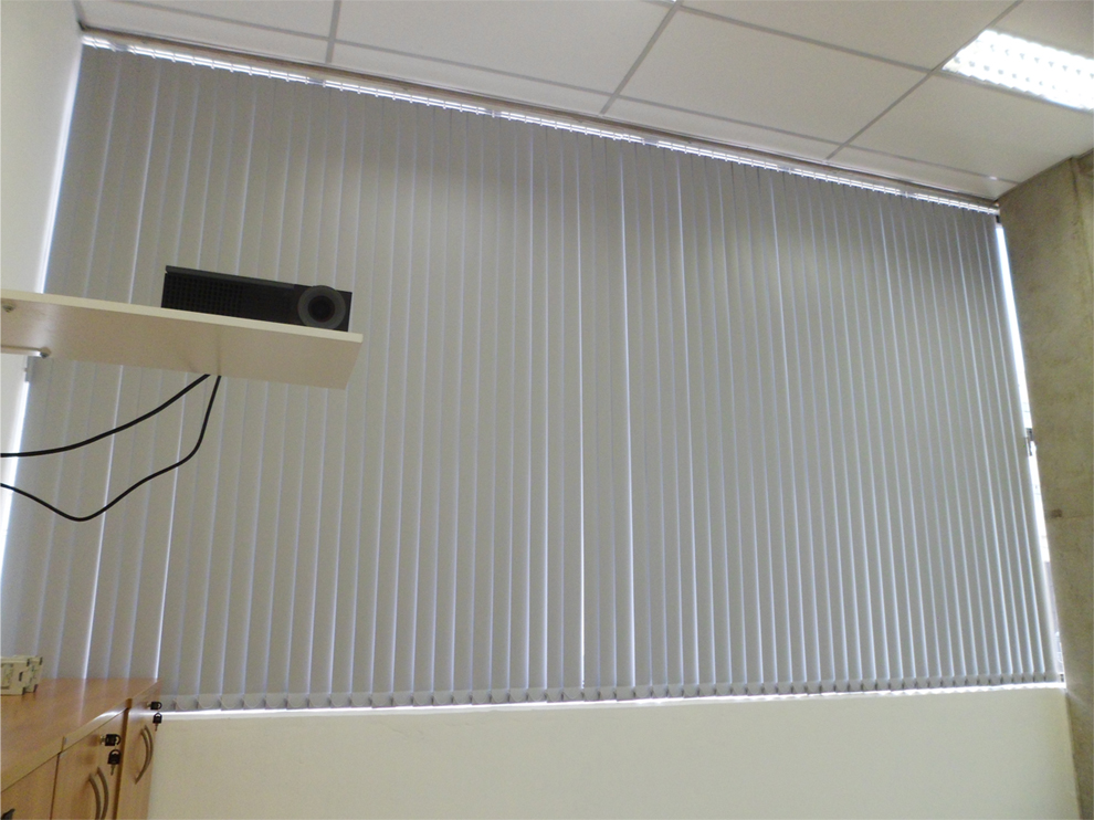 Modelo de persiana vertical classic persianas - Modelos de persianas ...