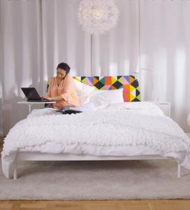 Persianas e cortinas para decorar o quarto