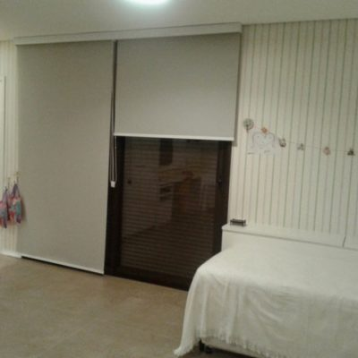 Onde encontrar cortinas de enrolar